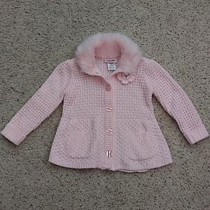 😍2 for $30😍Girls Pink Cardigan